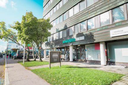 Forenom Aparthotel Helsinki Herttoniemi